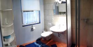 Duschbad WC  im Stadthaus